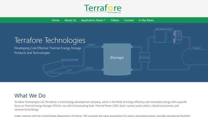 Terrafore Technology